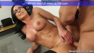 naughty america – find your fantasy – kendra lust in glasses fucking